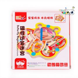اسباب بازی ماز مغناطیسی مدل پروانه ای