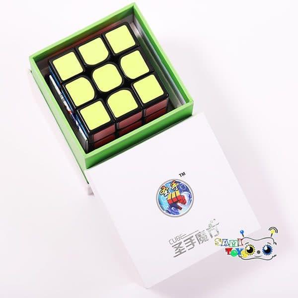 مکعب روبیک حرفه ای شنگ شو سه در سه