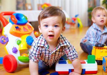 جایگاه بازی در رشد کودکان