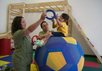 بازی درمانی به شیوه فیلیال