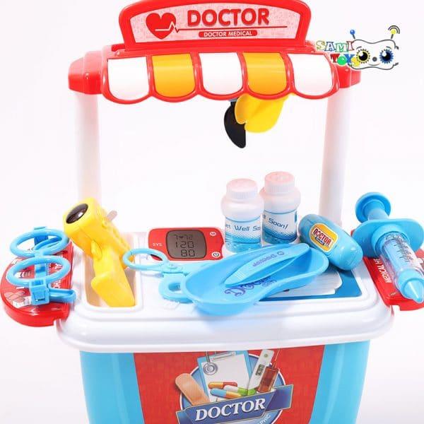 ست اسباب بازی لوازم پزشکی کودک مدل Bowa
