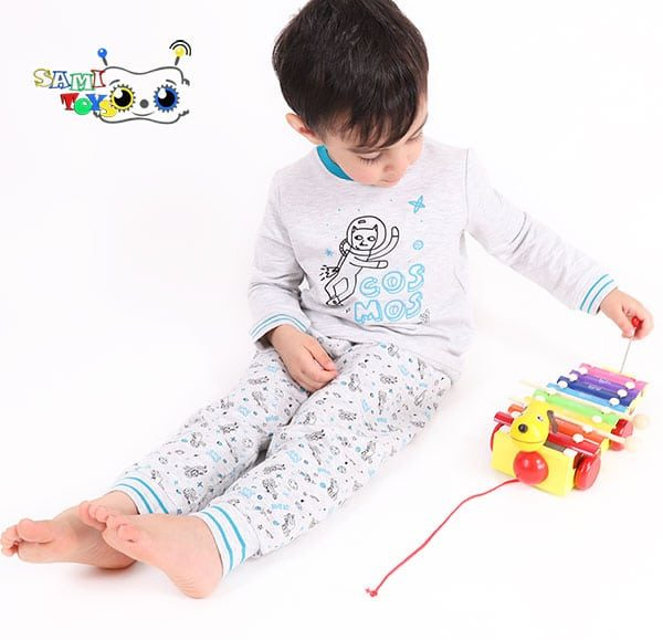 اسباب بازی آموزش بلز چرخدار کودک