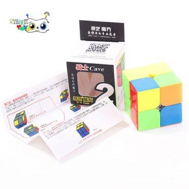 مکعب روبیک دو در دو مدل کای وای