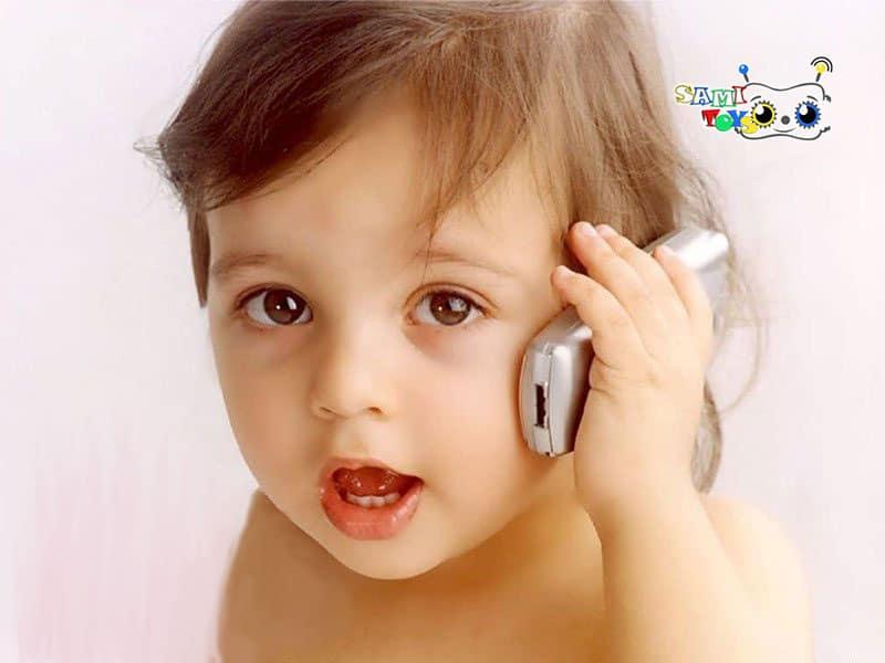 گوش دادن به صدای اسباب بازی ها
