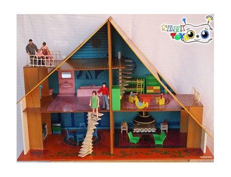 خانه های عروسک های مینیاتوری