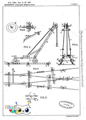 اسباب بازی مدل سیستم ساختمانی مککانو
