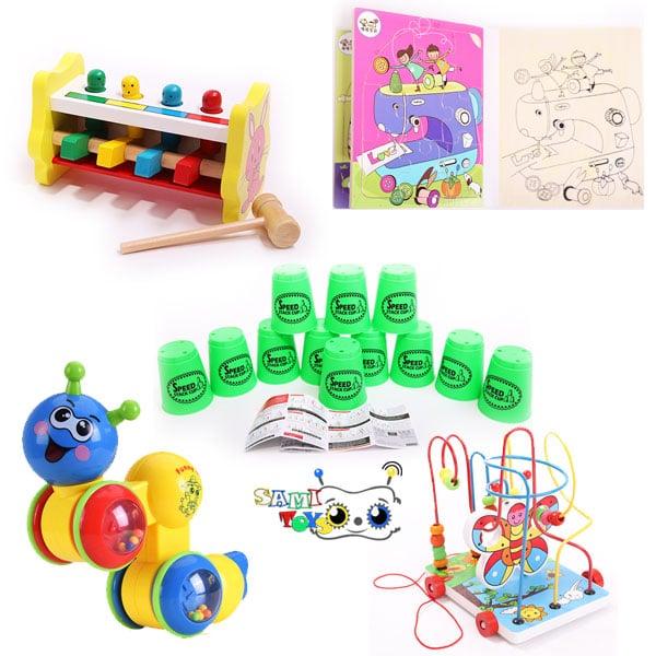 انواع اسباب بازی کودک