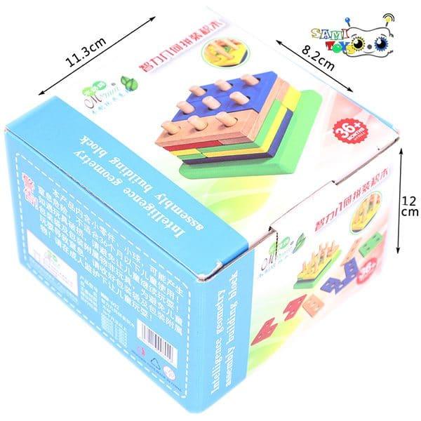 فروش بازی بلوک های هندسی مونته سوری