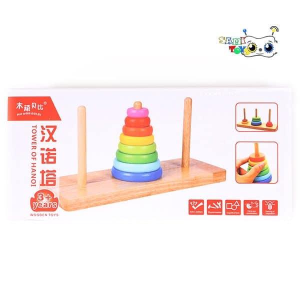 بازی آموزشی برج هانوی