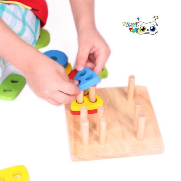 بازی آموزشی منتسوری