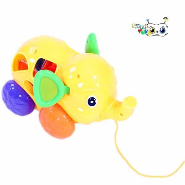 خرید اسباب بازی فکری فیل راهبر