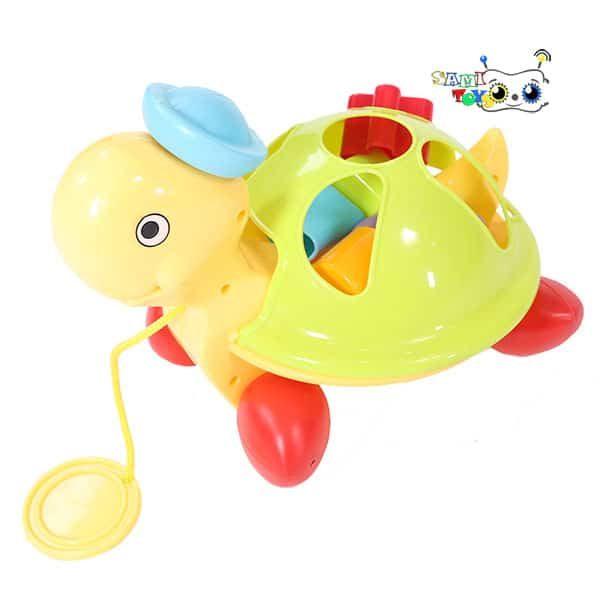 خرید اسباب بازی لاک پشت هوش