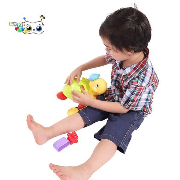 فروش اسباب بازی لاک پشت راهبر