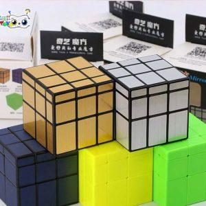 مکعب روبیک آینه ای حجمی کای وای