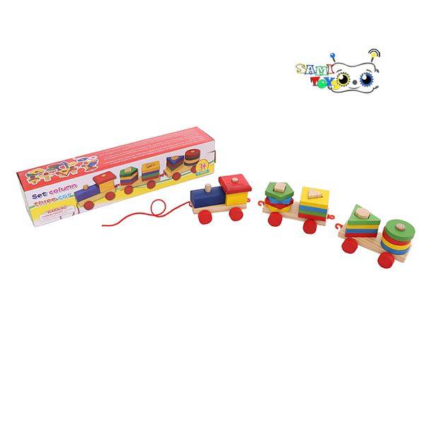 اسباب بازی قطار مونته سوری اورجینال