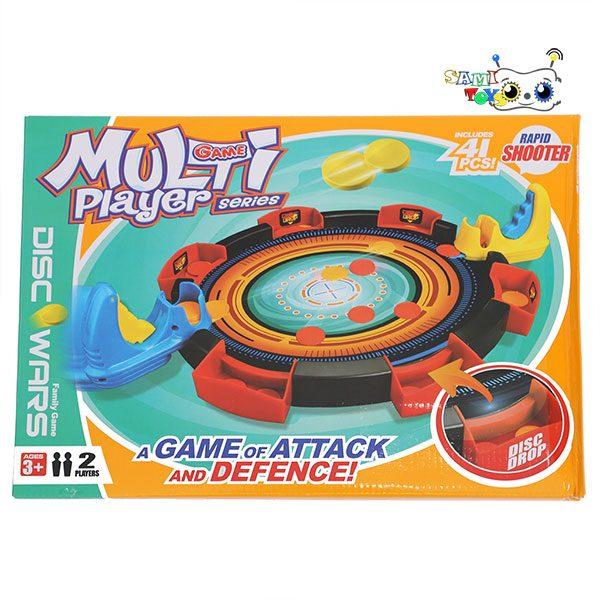 فروش بازی جنگ دیسک ها مولتی پلیر