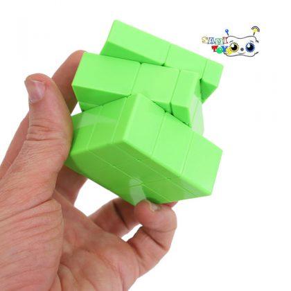 مکعب روبیک آینه ای حجمی شنگ شو