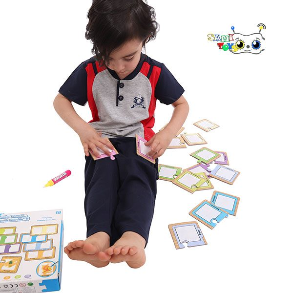 خرید بازی پازل جادویی رنگ آمیزی