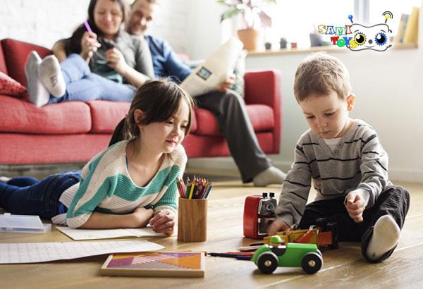 بازی کودکان ده تا پانزده سال - انواع بازی کودکان - بازی کودک ده ساله