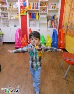 بازی توپ و قاشق - بازی کودکان ده تا پانزده سال
