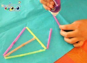 بازی اشکال سه بعدی - بازی کودکان ده تا پانزده سال