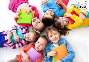 بازی نقطه بازی - بازی کودکان ده تا پانزده سال