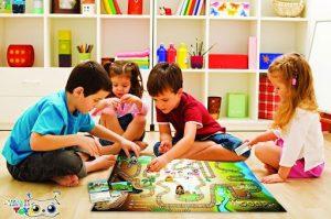 بازی بله نه معکوس - بازی کودکان ده تا پانزده سال