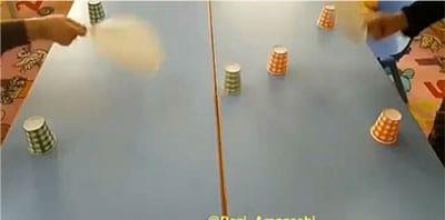 بازی بشقاب هوایی - بازی کودکان ده تا پانزده سال