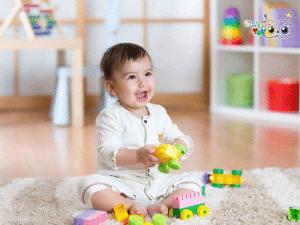 بازی شنوایی - بازی کودکان زیر شش سال - انواع بازی کودکان
