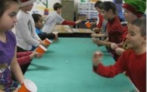 بازی لیوان و کاغذ توپی - بازی کودکان ده تا پانزده سال
