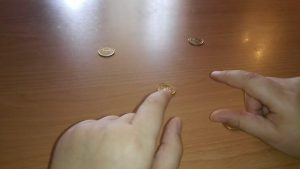 بازی با سکه - بازی کودکان زیر شش سال - انواع بازی کودکان