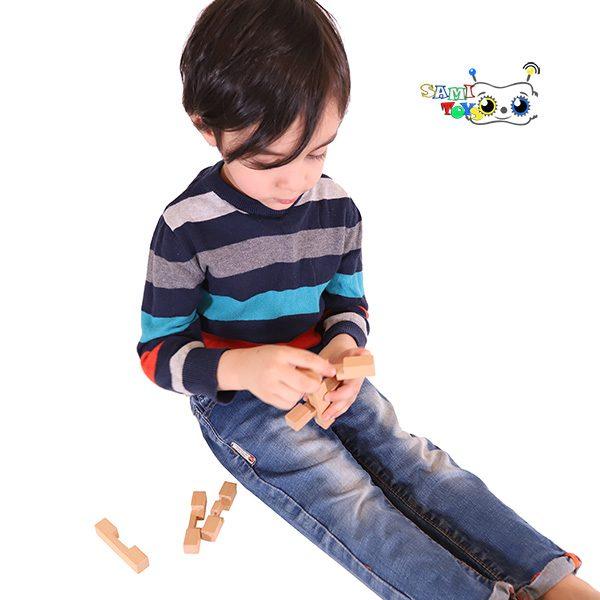 بازی پازل کودک