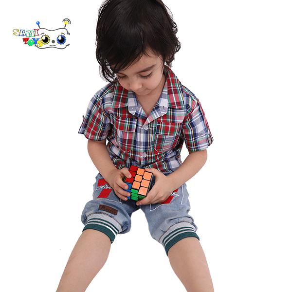 مکعب روبیک برای کودکان