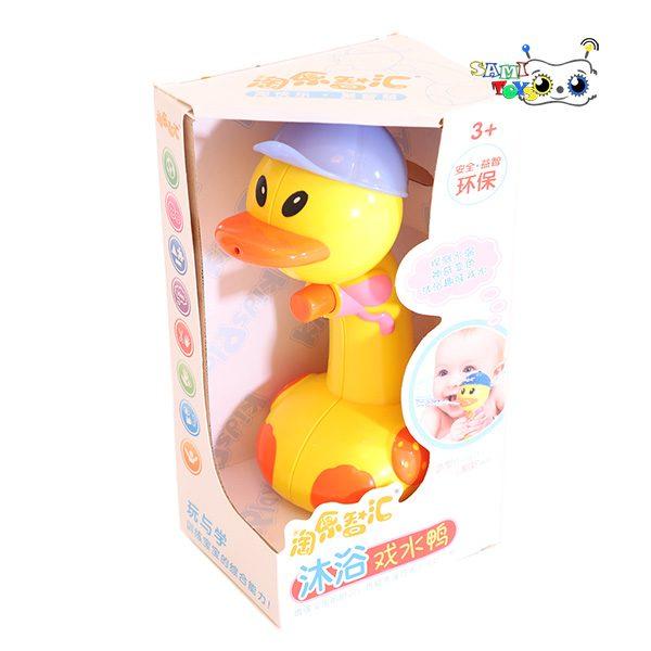 تفنگ اردک آبپاش – اسباب بازی حمام تفنگ اردک آب پاش