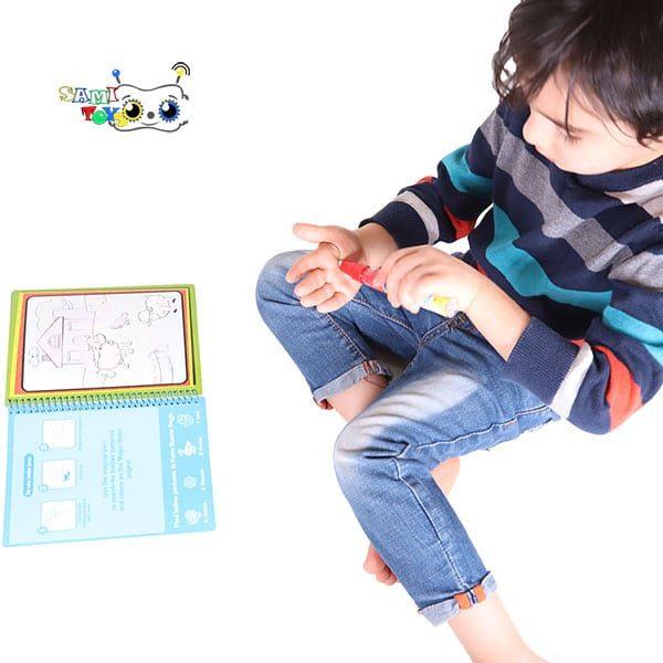 خرید کتاب نقاشی کودک با ماژیک