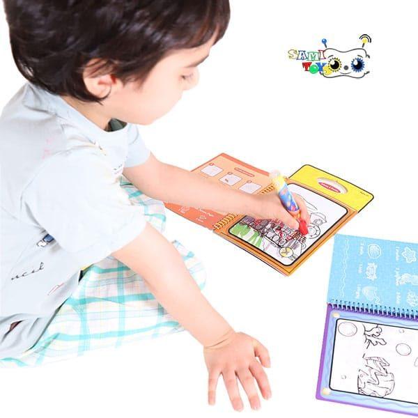 خرید کتاب نقاشی کودک