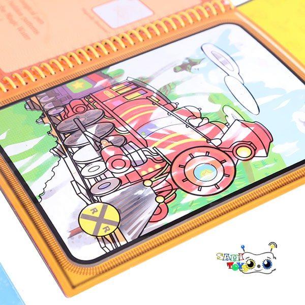 فروش کتاب نقاشی کودک