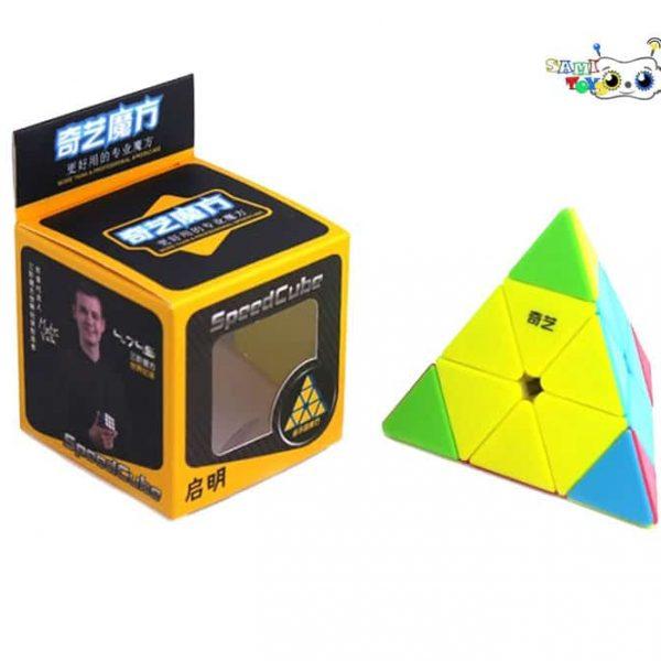روبیک کای وای هرمی – مکعب روبیک QiYi مدل ۱۷۴ Speed Cube